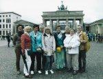Fahrt der Sportfrauen nach Berlin